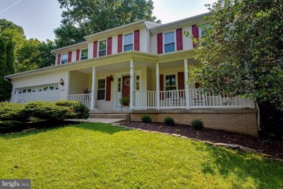 8206 Chandler Court, Ellicott City, MD 21043 - #: 1002261636