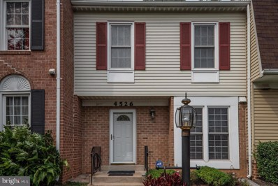 4526 Canary Court, Woodbridge, VA 22193 - #: 1002261722
