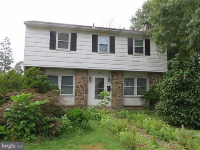 417 W Walnut Street, North Wales, PA 19454 - MLS#: 1002261828