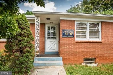 118 Piedmont Street, Culpeper, VA 22701 - #: 1002263474