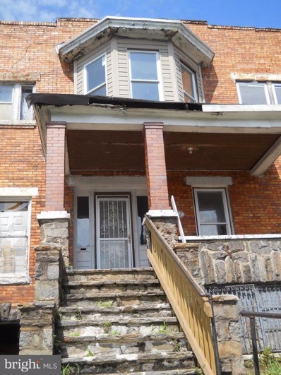3412 Park Heights Avenue, Baltimore, MD 21215 - MLS#: 1002263502