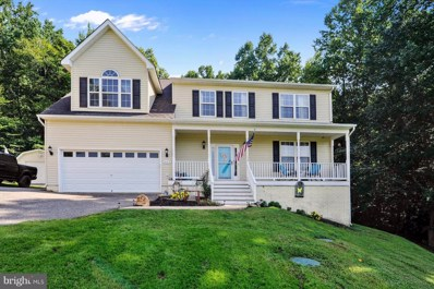 805 Monarch Lane, Huntingtown, MD 20639 - MLS#: 1002263844