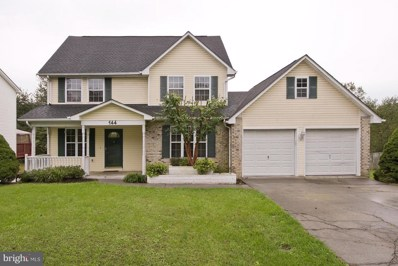 144 Morning Glory Drive, Winchester, VA 22602 - #: 1002264776