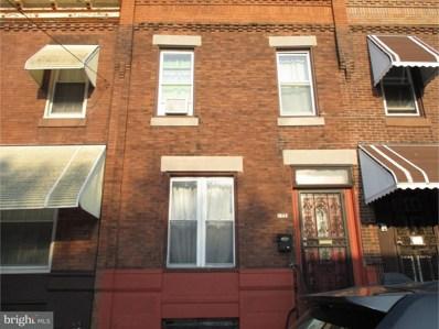 1945 S 21ST Street, Philadelphia, PA 19145 - #: 1002265980