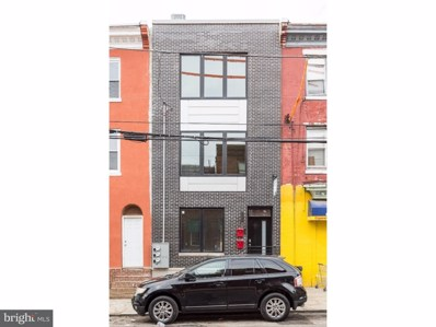 1325 N Marston Street UNIT 1, Philadelphia, PA 19121 - MLS#: 1002266212
