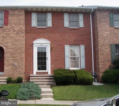 236 Georgetown Circle, Hanover, PA 17331 - #: 1002271722