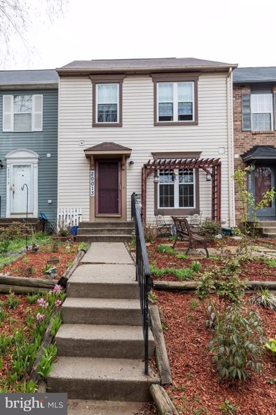 20013 Apperson Place, Germantown, MD 20876 - MLS#: 1002271918