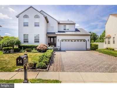 14 Lakefield Drive, Evesham, NJ 08053 - MLS#: 1002271982
