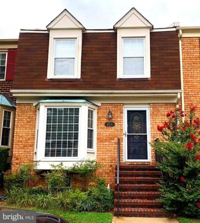 478 Colonial Ridge Lane, Arnold, MD 21012 - MLS#: 1002272130