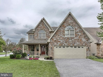 1806 Meadow Ridge Drive, Hummelstown, PA 17036 - MLS#: 1002272410