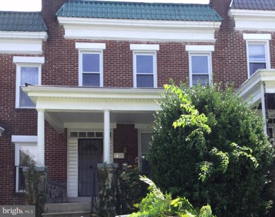 2815 Brighton Street, Baltimore, MD 21216 - MLS#: 1002272470