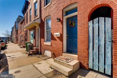 1716 Light Street, Baltimore, MD 21230 - #: 1002272576