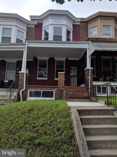 2925 Windsor Avenue, Baltimore, MD 21216 - #: 1002273306