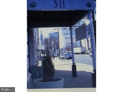 511-19 N Broad Street UNIT 803, Philadelphia, PA 19123 - #: 1002275074