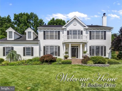 31 Bodine Drive, Cranbury, NJ 08512 - MLS#: 1002275242