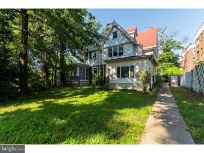605 E Vernon Road, Philadelphia, PA 19119 - MLS#: 1002275326