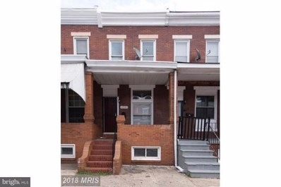 409 Robinson Street, Baltimore, MD 21224 - #: 1002275554