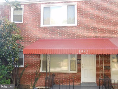 4021 Frankford Avenue, Baltimore, MD 21206 - MLS#: 1002275714