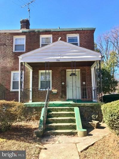 3311 Dolfield Avenue, Baltimore, MD 21215 - #: 1002276374