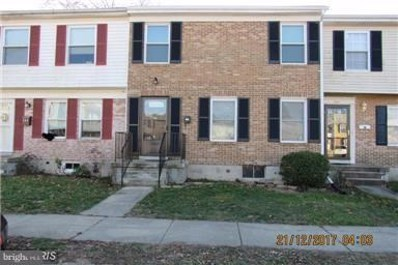 502 Jamestown Court, Edgewood, MD 21040 - MLS#: 1002276410