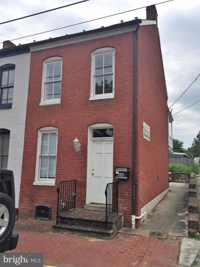 444 South Street W, Frederick, MD 21701 - MLS#: 1002276490