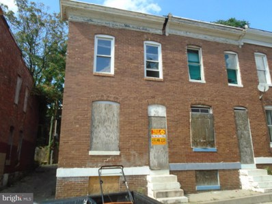 2220 Booth Street, Baltimore, MD 21223 - MLS#: 1002277028
