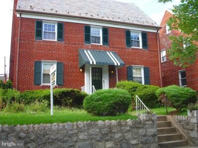 1329 Tuckerman Street NW, Washington, DC 20011 - MLS#: 1002277208