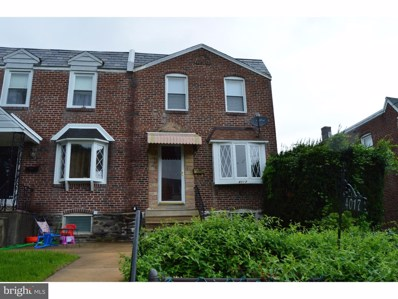4017 Brunswick Avenue, Drexel Hill, PA 19026 - MLS#: 1002277472