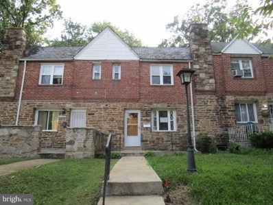 5706 Jonquil Avenue, Baltimore, MD 21215 - #: 1002278684