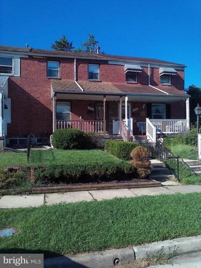 1030 Foxchase Lane, Baltimore, MD 21221 - MLS#: 1002280908