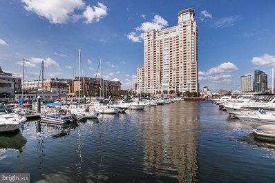 100 Harborview Drive UNIT 505, Baltimore, MD 21230 - MLS#: 1002281202