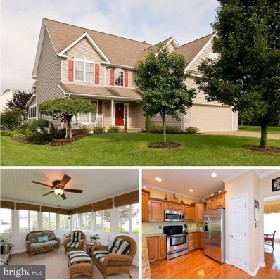 100 Skylark Court, Stephens City, VA 22655 - #: 1002281216