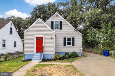 6714 Halleck Street, District Heights, MD 20747 - MLS#: 1002281386