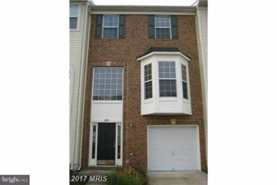 105 Barrett Court, Stafford, VA 22554 - MLS#: 1002281396