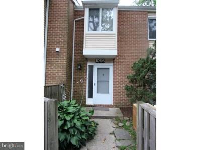 1095 Corbridge Court, Voorhees, NJ 08043 - MLS#: 1002281580