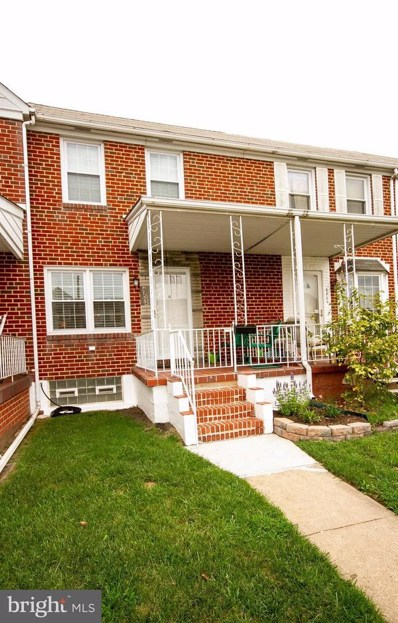 6802 Duluth Avenue, Dundalk, MD 21222 - MLS#: 1002281586