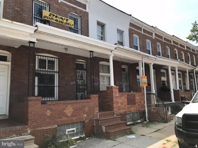 1677 Cliftview Avenue, Baltimore, MD 21213 - MLS#: 1002281714