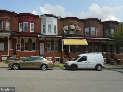 1631 Appleton Street, Baltimore, MD 21217 - #: 1002282958