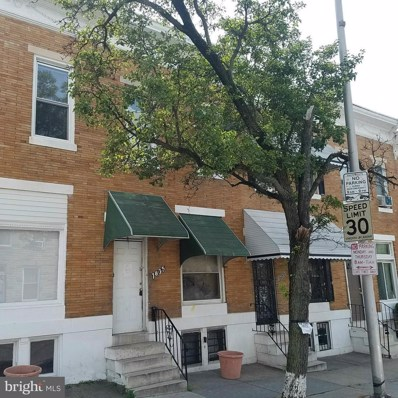 1835 Wolfe Street N, Baltimore, MD 21213 - MLS#: 1002283018