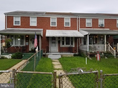 1913 Dineen Drive, Baltimore, MD 21222 - #: 1002283042