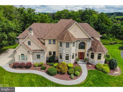 5640 Tuscany Court, Coopersburg, PA 18034 - MLS#: 1002283200