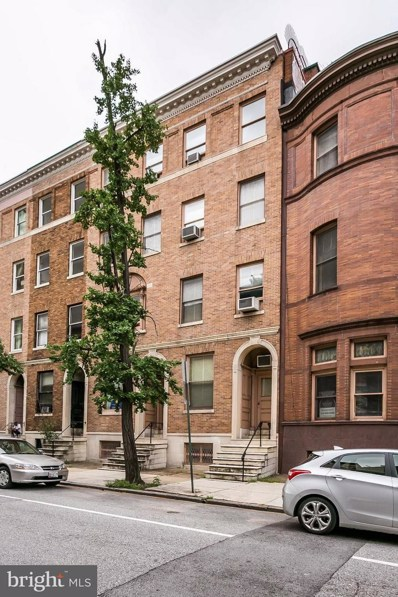 1126 Calvert Street, Baltimore, MD 21202 - MLS#: 1002283236