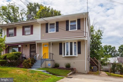 7233 Hylton Street, Capitol Heights, MD 20743 - MLS#: 1002285516