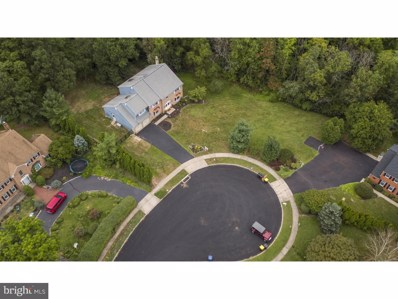 966 Musket Drive, Lansdale, PA 19446 - #: 1002287144