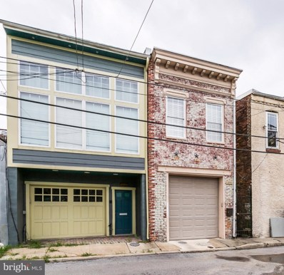 1013 Olive Street, Baltimore, MD 21230 - MLS#: 1002287318