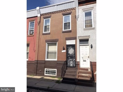 1334 S Dover Street, Philadelphia, PA 19146 - MLS#: 1002287328