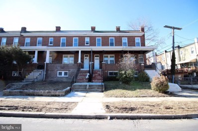 4020 Wilsby Avenue, Baltimore, MD 21218 - #: 1002287480