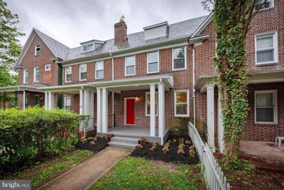4005 Woodhaven Avenue, Baltimore, MD 21216 - #: 1002287642