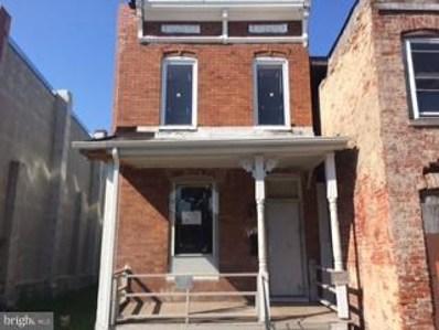 1637 Abbotston Street, Baltimore, MD 21218 - #: 1002287780