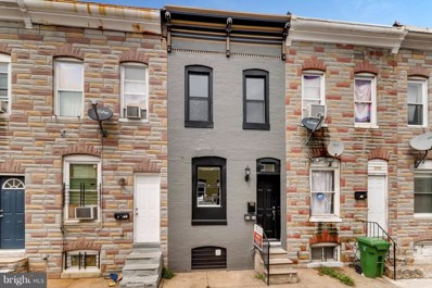 3310 Noble Street, Baltimore, MD 21224 - #: 1002288656